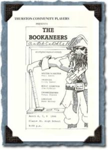 The Bookaneers program