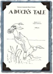 A Duck's Tale program