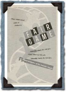 Fair Game program
