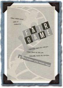 Fair Game program