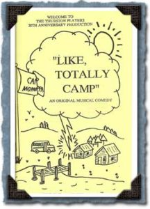 Like Totally Camp program