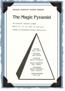 The Magic Pyramid program