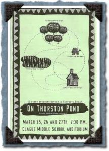 On Thurston Pond program