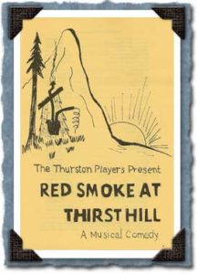 Red Smoke at Thirst Hill program