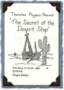The Secret of the Desert Ship