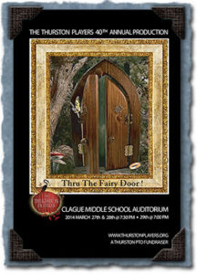 Thru the Fairy Door! program