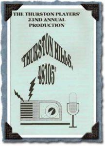 Thurston Hills program