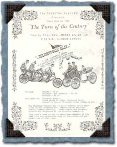 The Turn of the Century program